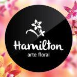 logo hamilton arte floral